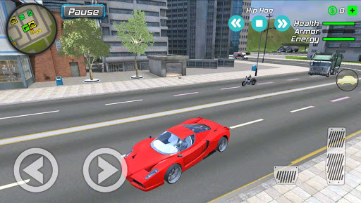 Hurricane Superhero : Wind Tornado Vegas Mafia  screenshots 22