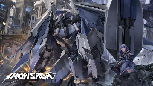 Iron Saga – Epic Robot Battler  screenshots 1