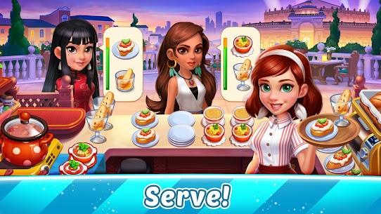 Cooking Joy 2 Hileli Apk Güncel 2021** 2