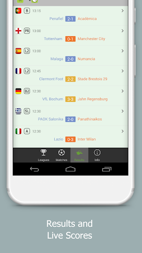 Football Data - Stats,Matches,Results,Live Scores 1.0.29 Screenshots 7