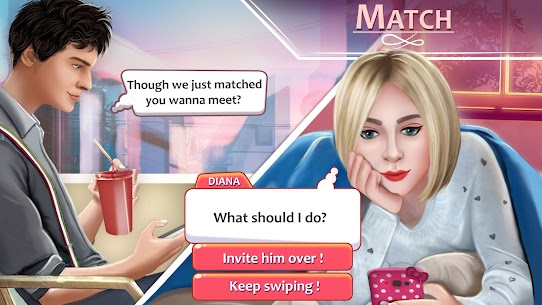 Decisions Choose Your Interactive Stories Choice Mod Apk (Unlimited Coins/Moves) 6
