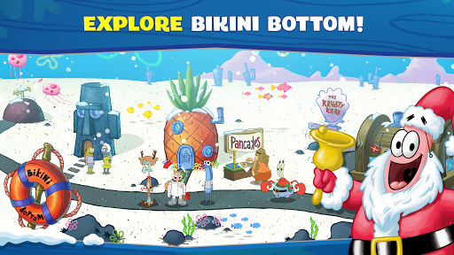 Spongebob: Krusty Cook-Off 1.0.26 screenshots 4