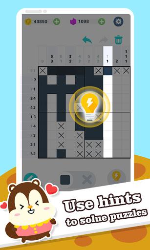 Nonogram puzzle - picture sudoku free game 1.2.0 screenshots 2