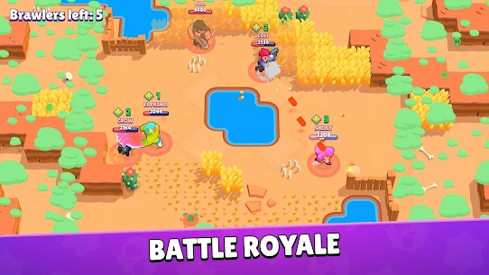Brawl Stars v34.151 MOD APK (Unlimited Money) 2