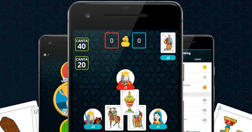 Cuatrola Spanish Solitaire - Cards Game  screenshots 1