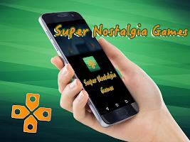 Super Nostalgia Video Game Emulator (classic game)