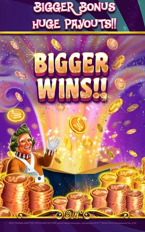 Willy Wonka Slots Free Casino  poster 9