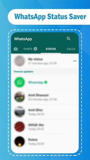 Whatscan Web: QR Code Scanner & whats web apktram screenshots 2