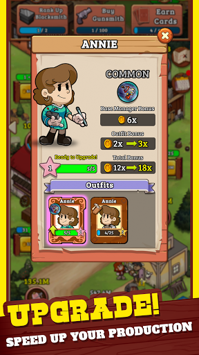 Idle Frontier: Tap Town Tycoon 1.066 screenshots 4