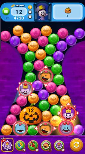 Spookiz Blast : Pop & Blast Puzzle screenshots 11