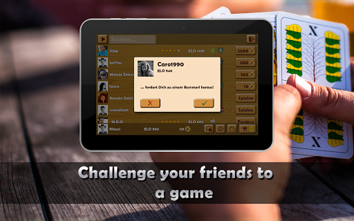 Schnapsen, 66, Sixty-Six - Free Card Game Online 2.94 screenshots 7
