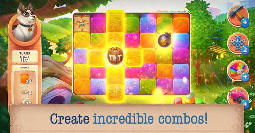 Pet Stories: Blast puzzles game  screenshots 2