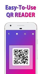 QR Scanner & Barcode Scanner MOD Apk 1 (Unlocked) 1