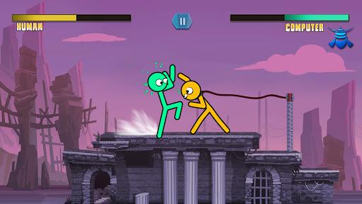 Stickman Fight: Stickman Battle Warrior Game 2021 screenshots 2