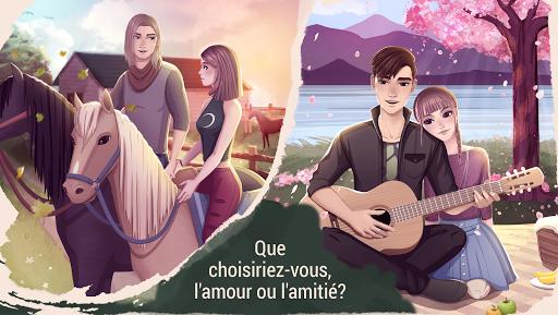 Code Triche Jeux d'histoire d'amour: Spectacle des ados (Astuce) APK MOD screenshots 1