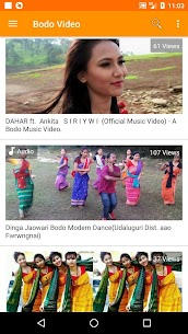 Bodo Video – Bodo Song, Album with Film 💃💃 4.0.1 [Mod + APK] Android 3