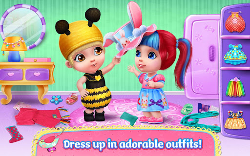 Baby Kim - Care & Dress Up apktram screenshots 2