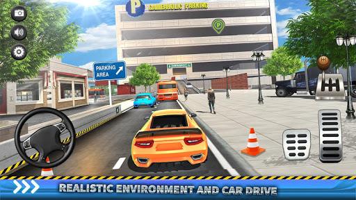 New Valley Car Parking 3D - 2021 apklade screenshots 1