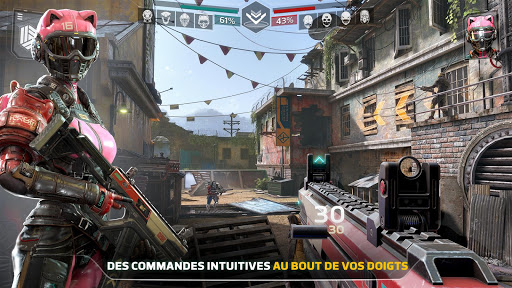 Code Triche Modern Combat Versus: New Online Multiplayer FPS (Astuce) APK MOD screenshots 5