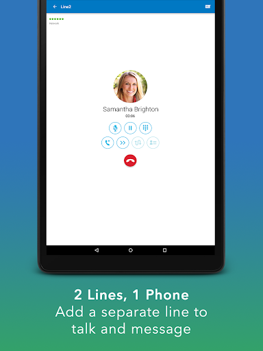 Line2 - Second Phone Number 4.2.2 Screenshots 13