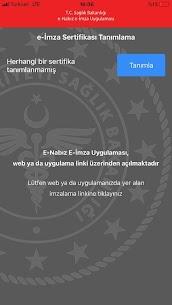 e-Nabız e-İmza Apk Download 3