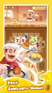 Cooking Solitaire Mod Apk 1.2.44 (A Large Amount of Currency) 1