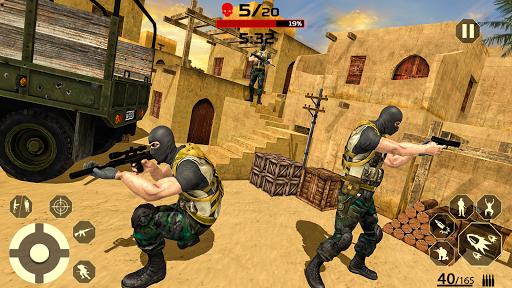 FPS Shooter Game: Offline Gun Shooting Games Free 1.1.4 screenshots 2