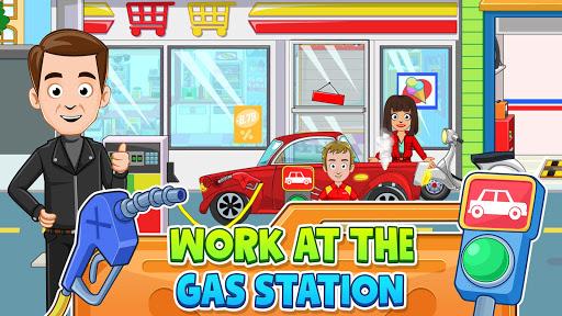 My Town: Car Garage. Wash & Fix kids Car Game Free 1.09 screenshots 2