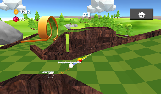 Mini Golf Challenge 2.0.4 screenshots 2