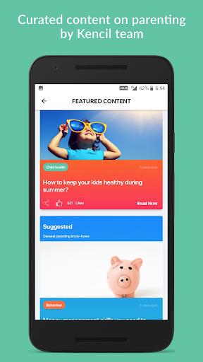 Kencil - School parent communication app 1.8.10 Screenshots 8