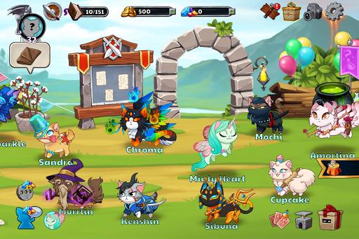 Castle Cats - Idle Hero RPG 2.15.3 screenshots 12