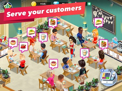 Download My Cafe Recipes & Stories Mod Apk [Unlimited Money/Coins] 2