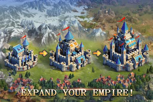 Kingdoms Mobile - Total Clash  screenshots 2