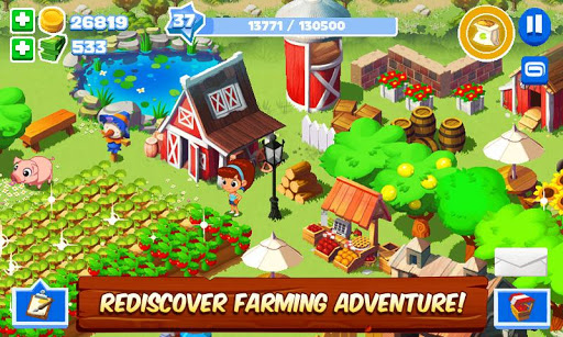 Green Farm 3  screenshots 14
