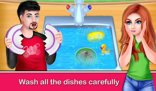 Family Plan A Cookout - Home Cooking Chef Story Screenshot
