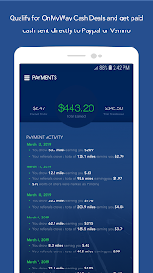 OnMyWay: Drive Safe, Get Paid 5