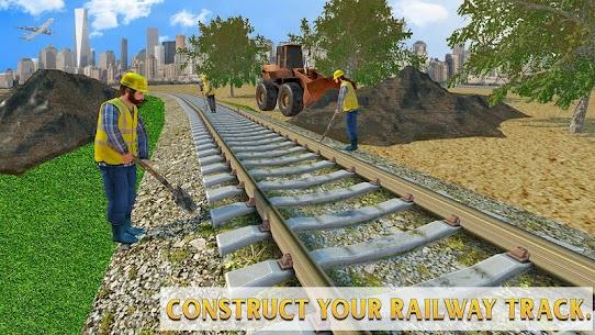 Train Station Construction Railway 2