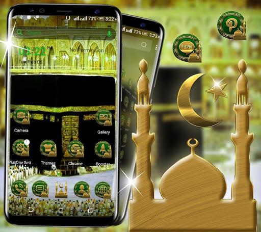 makka madina launcher theme screenshot 3