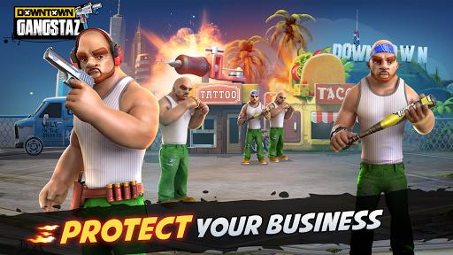 Downtown Gangstas: Gangster City - Hood Wars 0.4.12 screenshots 7