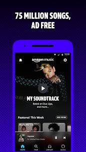 Amazon Music Mod Apk 17.16.2 (Unlimited Prime) 1