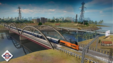 Indian Train Simulator screenshot thumbnail