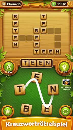 Wort Finden - Wort Verbinden Kostenlose Wortspiele  screenshots 2