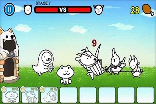 Milky Animals Cute Game screenshots 4