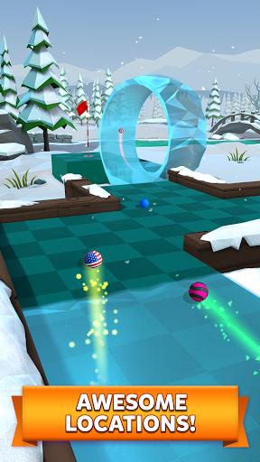 Golf Battle apkslow screenshots 3