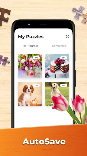 Jigsaw Puzzles - HD Puzzle Games 2.9.1-20111281 screenshots 8