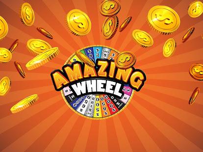 Amazing Wheelu00ae: Free Fortune 4.0 Screenshots 1