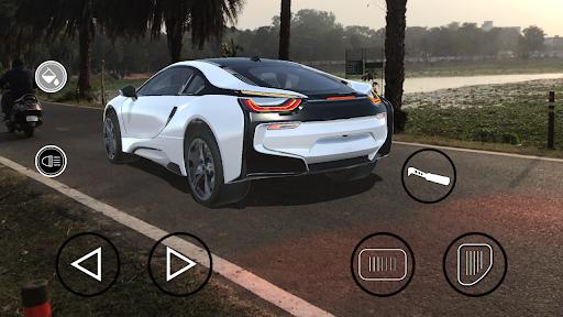 AR Real Driving - Augmented Reality Car Simulator 3.9 Screenshots 8