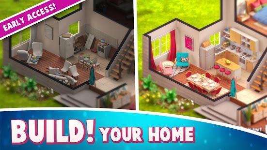 Design Space : Dream House Match 3D