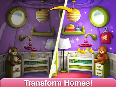 Cat Home Design: Decorate Cute Magic Kitty Mansion 1.20 Apk + Mod 4