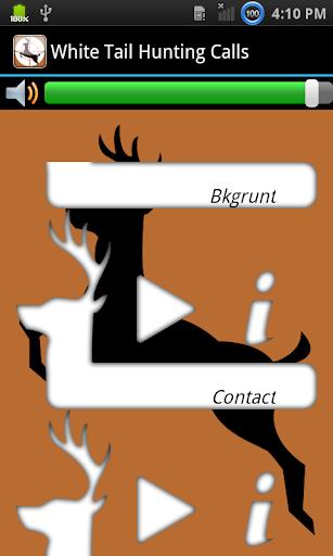 Whitetail Hunting Calls  screenshots 3